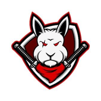 Samurai konijn