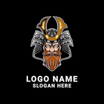 Samurai-logo-ontwerp