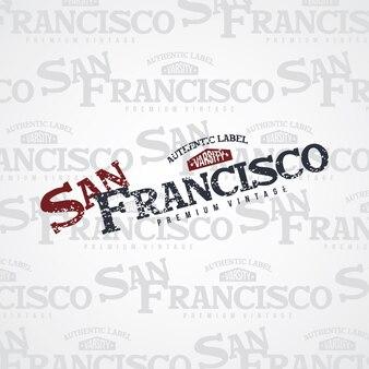 San francisco varsity thema