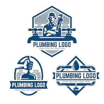 Sanitair logo sjabloon