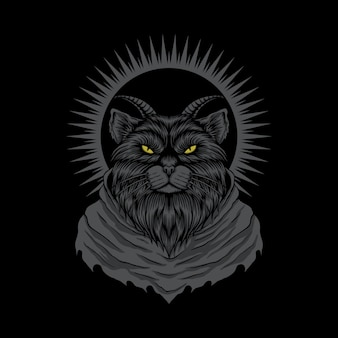 Satanische kat