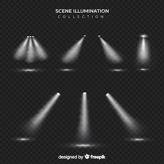 Scène spots collectie