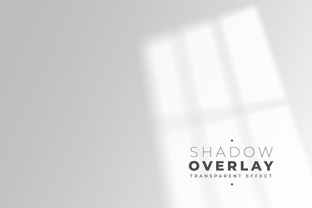 Schaduw-overlay-effect voor binnenkamer
