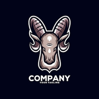 Schapen logo ontwerp