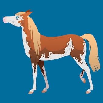 Schattig paard