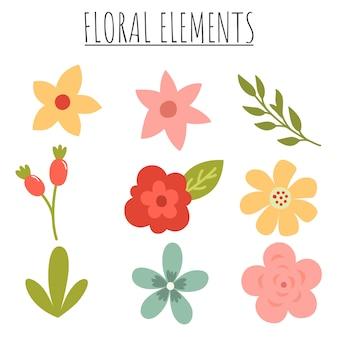 Schattige bloemen