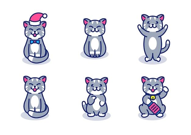 Schattige kat