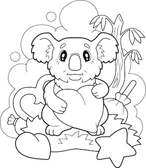 Schattige koala