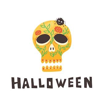 Schedel halloween