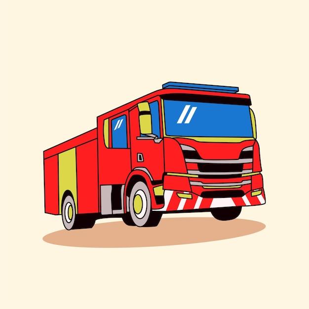Schedel rijder illustratie vintage stijl voor sticker