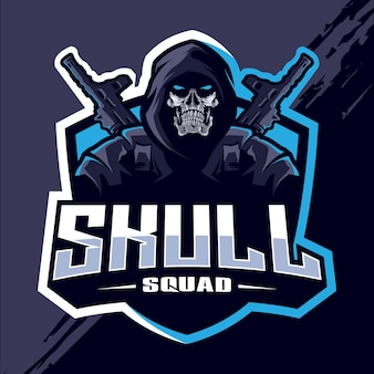 Schedel squad esport-logo