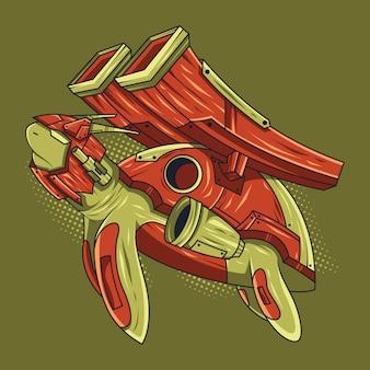 Schildpadgevecht