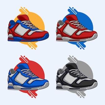 Schoen sneaker clipart