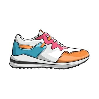 Schoenen heren schoenen sneaker street urban