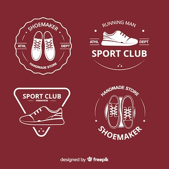 Schoenen logo's