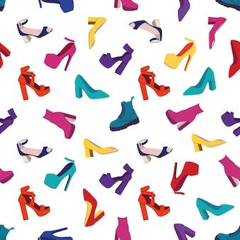 Schoenen patroon