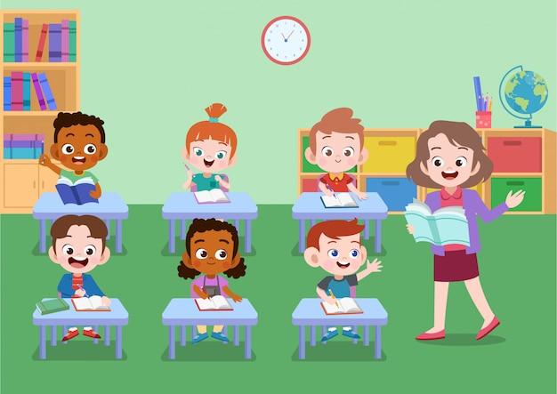 School activiteit