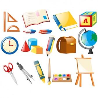School elementen collectie