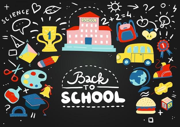 School schoolbord