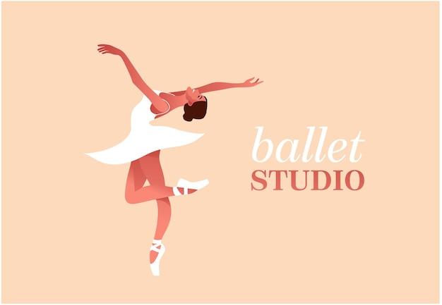Schoonheid van klassieke ballerina's