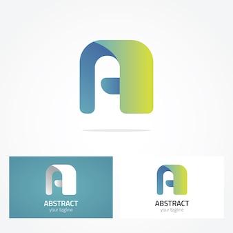 Schrijf een logo ontwerp