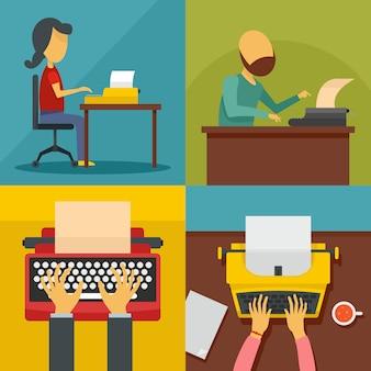 Schrijfmachine machine