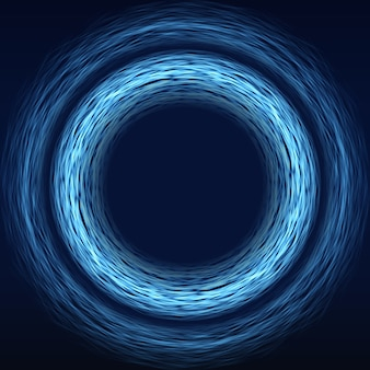 Sci-fi abstracte matrix futuristische technologieachtergrond