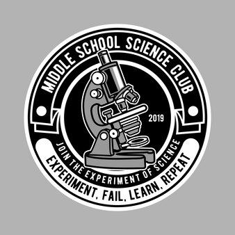 Science club-logo