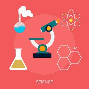 Science elementen ontwerp