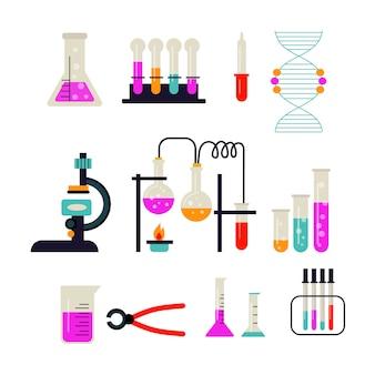 Science lab-objectenpakket
