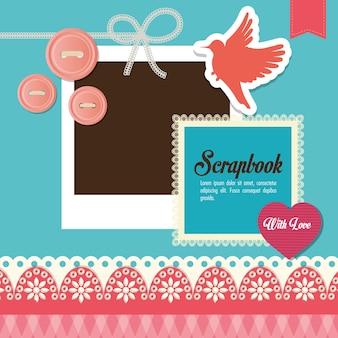 Scrapbook concept