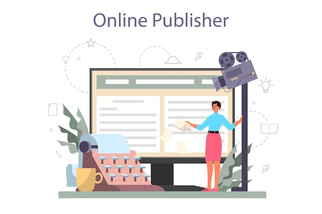 Screenwriter online service of platformset