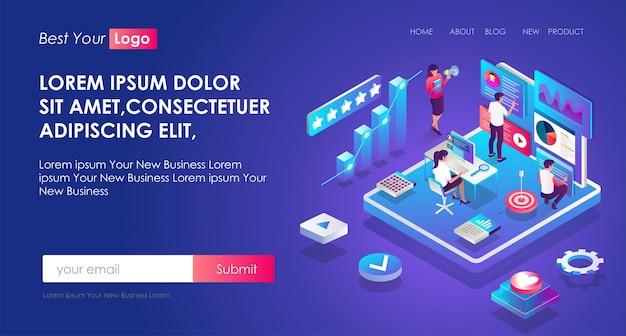 Seo blog of weboptimalisatie en digitale marketingstrategie