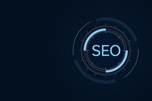 Seo-concept, zoekmachineoptimalisatie, website rangschikken, browsen concept