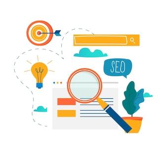 Seo, zoekmachine optimalisatie, marktonderzoek