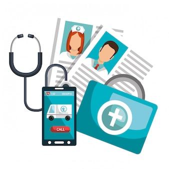 Service voor gezondheidstechnologie