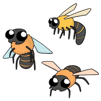 Set bijen