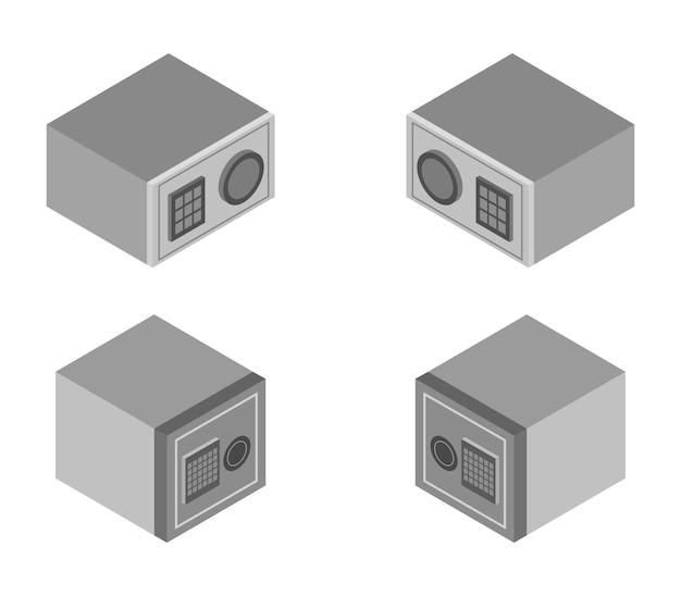 Set isometrische kluizen