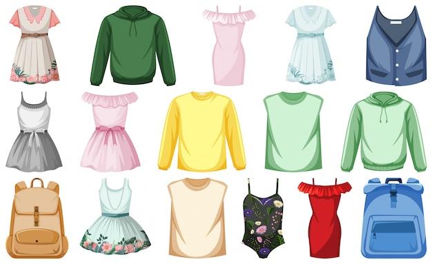 Set kleding