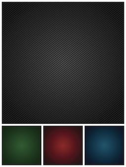 Set kleuren texturen achtergronden