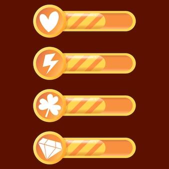 Set laadstaven
