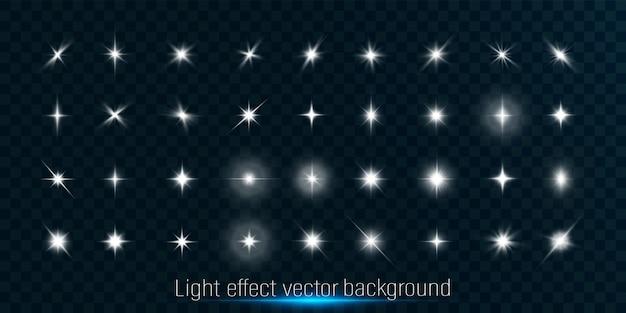 Set lichteffecten