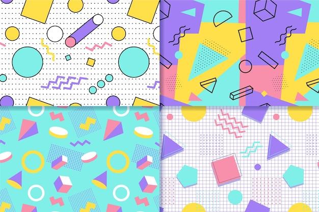 Set memphis patroon