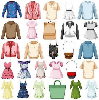 Set mode-outfits
