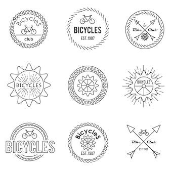 Set overzicht emblemen