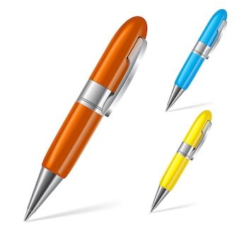 Set pennen