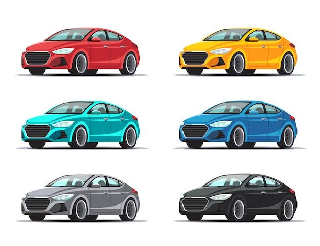 Set van auto-ontwerp