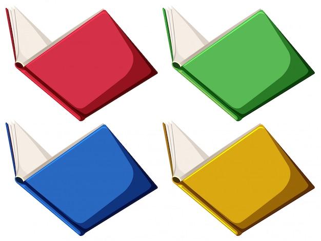Set van boeken