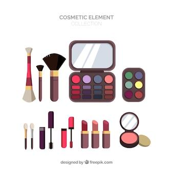 Set van cosmetica