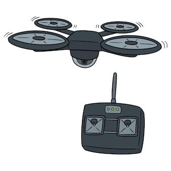 Set van drone